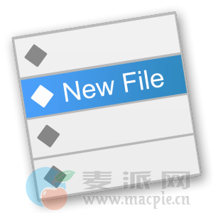 New File Menu 1.5