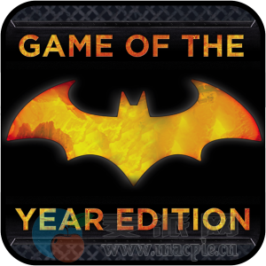 蝙蝠侠:阿卡姆疯人院(Batman:Arkham Asylum Game of the Year Edition) 1.1